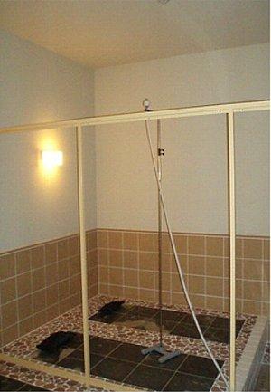 nolink,浴場(岩盤浴場)の汗臭、体臭などの脱臭、除菌、殺菌