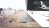 施工実績:空港格納庫